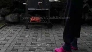 Allumer un pétard dans son barbecue : mauvaise idée