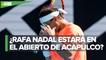 Ellos son los invitados de lujo del Abierto Mexicano de Tenis 2021_ Raúl Zurutuza