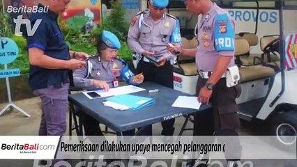 Pemeriksaan Senpi Puluhan Anggota Propam Polda Bali, Tidak Ditemukan Pelanggaraan
