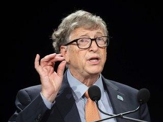 """Bill Gates findet Verschwörungstheorien um ihn """"abgedreht"""""""