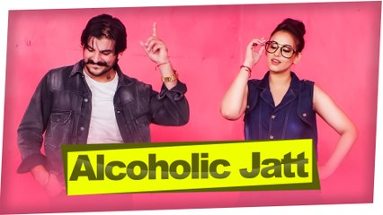 Alcoholic Jatt   Lyricsl Video   Ricke G   Japas Music