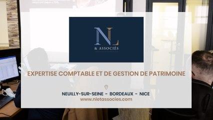 NL & ASSOCIÉS, expertise comptable et gestion de patrimoine à Neuilly-sur-Seine, Bordeaux et Nice.