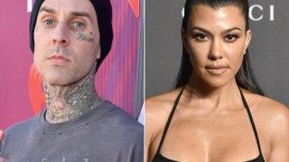 Kourtney Kardashian y Travis Barker confirman su relación