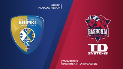 EuroLeague 2020-21 Highlights Regular Season Round 25 video: Khimki 67-89 Baskonia