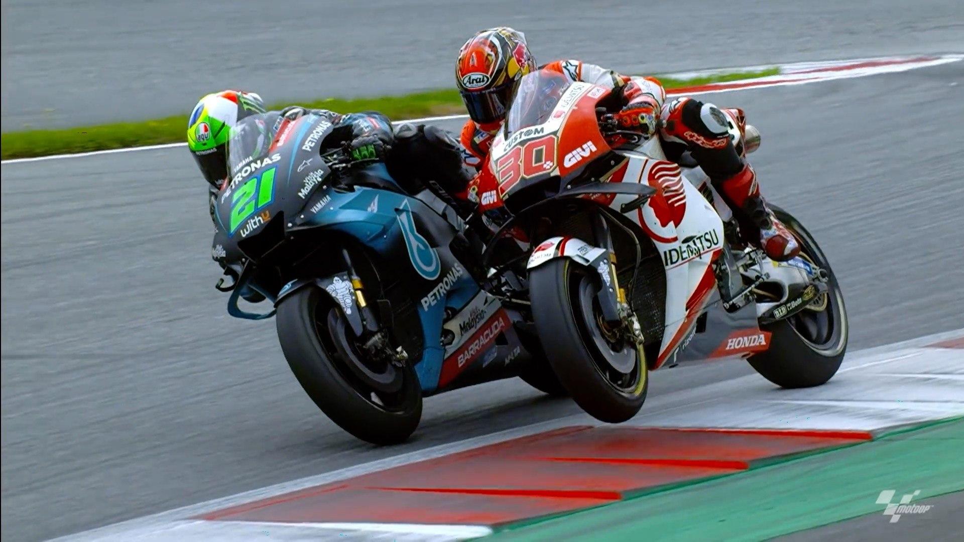 MotoGP 21 - Announcement Trailer - video Dailymotion