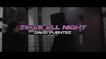 David Puentez - Drive All Night