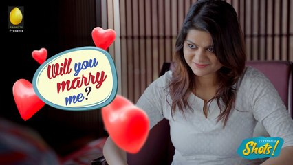 Will you Marry me_   _ Comedy _  Valentines day special _  Ponmutta shots   _ Ponmutta