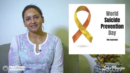 Maithri Link With Life | _ World Suicide Prevention Day |_ Lena's Magazine
