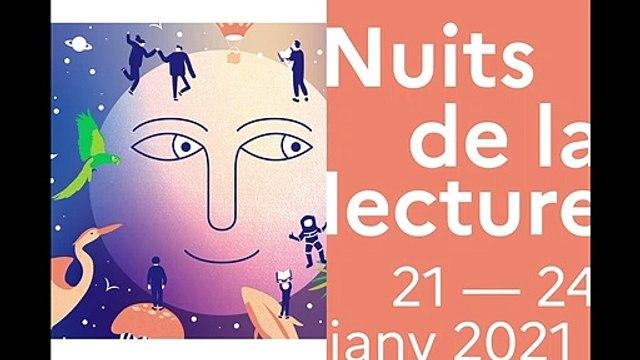 Luigi Rignanese - Un conteur au bout du fil - Nuit de la Lecture 2021, Médiathèque de Saint-Martin-d'Hères