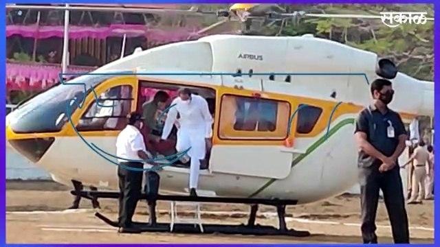 Shiv Jayanti: मुख्यमंत्र्यांच्या उपस्थितीत शिवनेरीवर शिवजयंती उत्साहात संपन्न