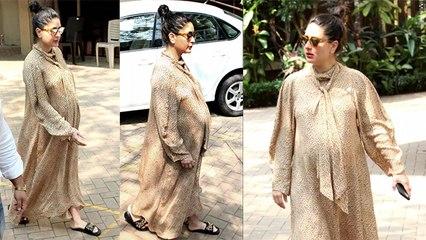 Kareena Kapoor का Delivery के ठीक समय पहले दिखा ये अंदाज, देख आप भी हो जाएंगे दंग | Boldsky