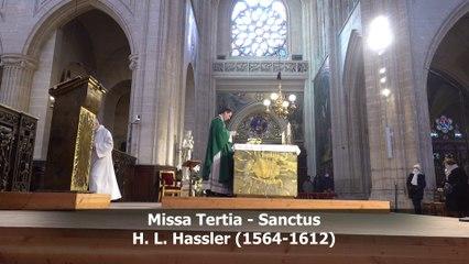 Messe du 14 février 2021 à St Germain l'Auxerrois - 2ème partie