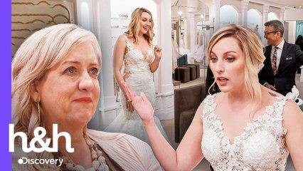 Noiva convida a mãe para comprar o vestido, mas não para o casamento | O vestido Ideal | H&H Brasil