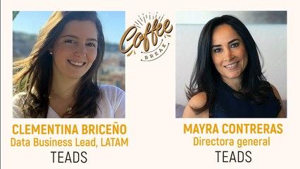 Coffee Break - Mayra Contreras y Clementina Briceño