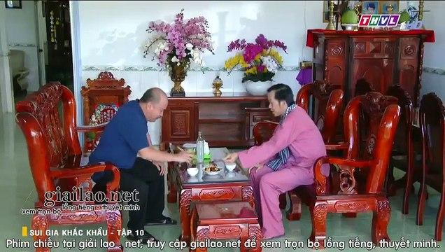 sui gia khắc khẩu tập 10 - Phim Việt Nam THVL1 - xem phim sui gia khac khau tap 11