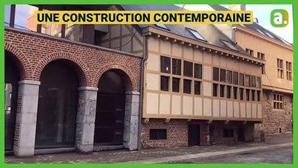 Restauration de la Maison du Prince à Verviers
