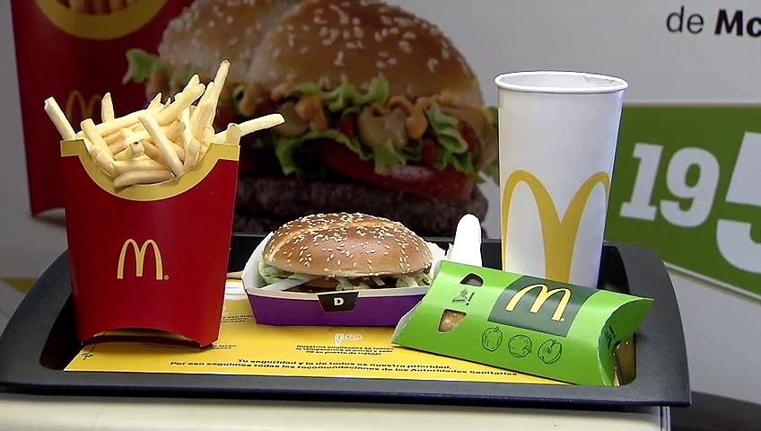 McDonald's relanza por tiempo limitado el Apple Pie y la Grand McExtreme 1955