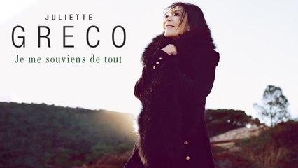 Juliette Gréco - Je me souviens de tout