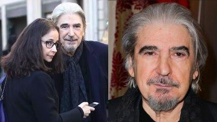 Serge Lama : vient de se marier à 78 ans, le chanteur avoue qu'il vivait une histoire secrète...