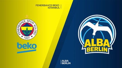 EuroLeague 2020-21 Highlights Regular Season Round 25 video: Fenerbahce 89-84 ALBA