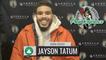 Jayson Tatum on Shaquille O'Neal, Charles Barkley All-Star Snub