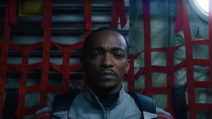 The Falcon and the Winter Soldier promo clip (Marvel/Disney+)