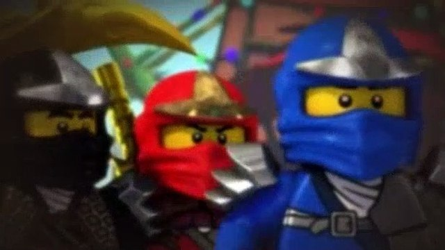 LEGO NinjaGo Masters Of Spinjitzu Season 1 Episode 6 Snake King