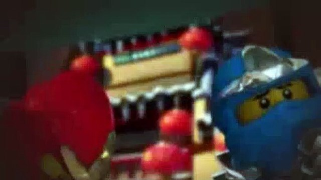 LEGO NinjaGo Masters Of Spinjitzu Season 1 Episode 7 Tick Tock