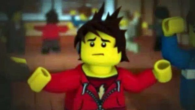 LEGO NinjaGo Masters Of Spinjitzu Season 1 Episode 9 The Royal Blacksmiths