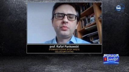 Rafał Pankowski o nominacji ONR-owca Tomasza Greniucha na szefa IPN-u we Wrocławiu, 12.02.2021.