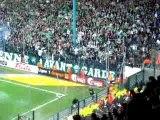 Derby ASSE - OL 03/2007 (c'est con un supporter !!!)
