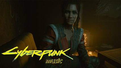 CYBERPUNK 2077 Panam Storm OST  - Outsider No More  - Ambient Soundtrack