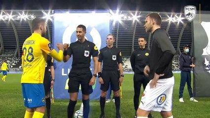 Le résumé de Amiens SC-FCSM (0-1)