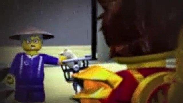LEGO NinjaGo Masters Of Spinjitzu Season 1 Episode 13 Day Of The Great Devourer