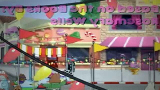 Max & Ruby Season 3 Episode 14 Max's Rocket Racer Max's Candy Apple Max's Blast Off!