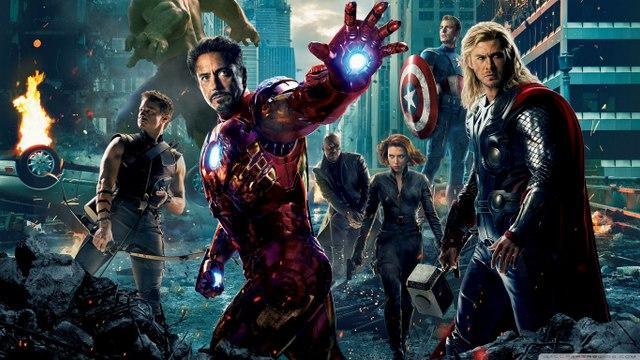 'Los Vengadores', tráiler de la película de superhéroes de Marvel