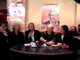 Marielle de Sarnez soutient les candidats MoDem à Marseille