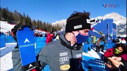 Backstage - Jour 14 - Championnats du Monde, Cortina