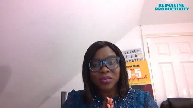 Author & leading UK productivity expert, Clara Rufai, shares tips to help you identify your strengths