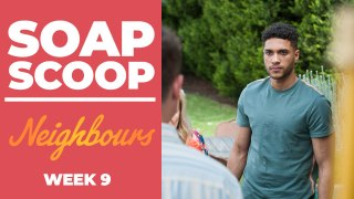 Neighbours Soap Scoop! Levi reports Kyle