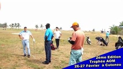 Tournoi de Golf/Trophée AOM : le promoteur Michel Awunou parle des préparatifs de la 2ème édition