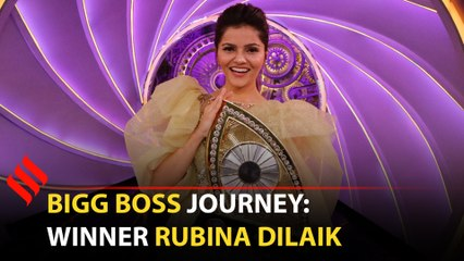 Rubina Dilaik: Winning Bigg Boss 14 was worth every effort, struggle, and failure