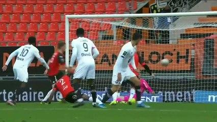 Le résumé de la rencontre FC Lorient - Lille OSC (1-4) 20-21