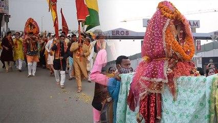 Maa Dhari Devi Ki Doli LIVE    मां धारी देवी की डोली का भव्य स्वागत LIVE   Boldsky