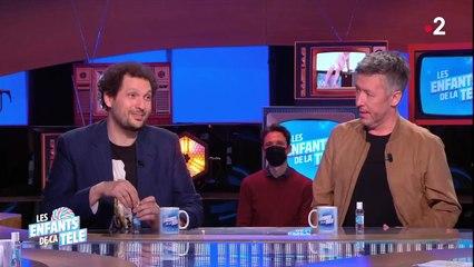 Les enfants de la télé : Wejdene fait une bourde et amuse Laurent Ruquier (vidéo)