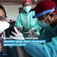 Vaksinasi Adalah Keseriusan Pemerintah Tangani Pandemi Covid-19