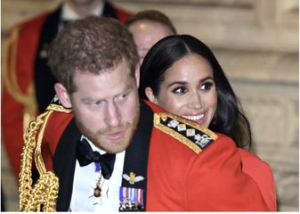 Harry et Meghan ne reviendront pas en tant que membres actifs de la famille royale