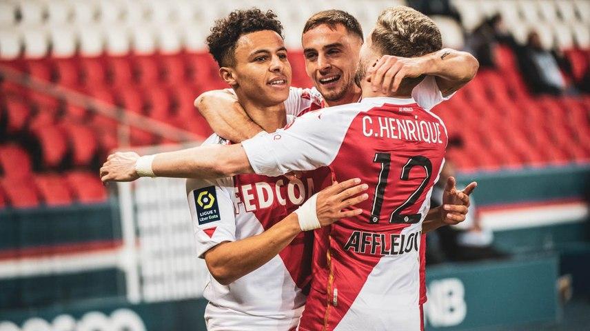 L1 - Le résumé vidéo de l'affiche PSG - AS Monaco