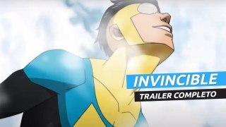Invincible - Trailer completo