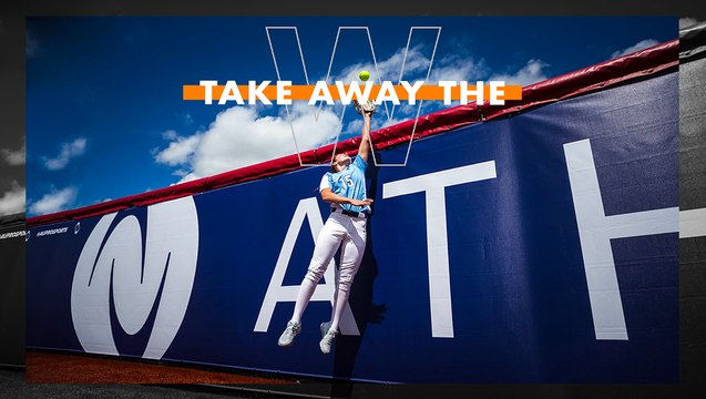 Athletes Unlimited: Take Away the W